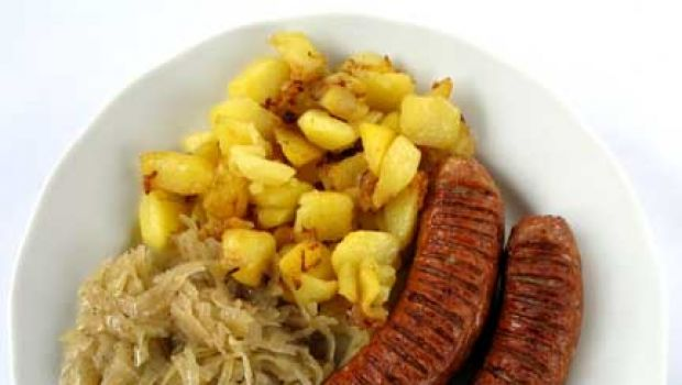 Cibi nordici: Bratwurst