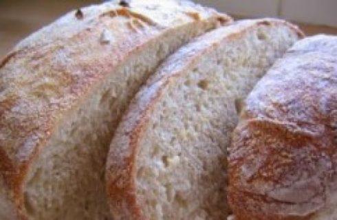 """""""No knead bread"""": il pane che non si impasta"""