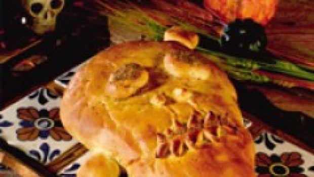 Cucina messicana: Pan de  muertos