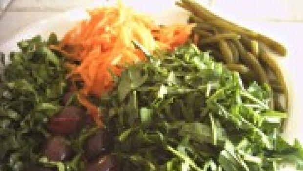 Gli italiani pazzi per l'insalata in busta