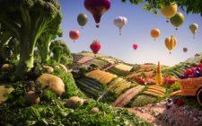 Foodscapes: l'arte è un ortaggio