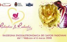 Radicchio e radicchi, Padova protagonista della buona tavola