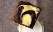 La ricetta del Brownie cheesecake
