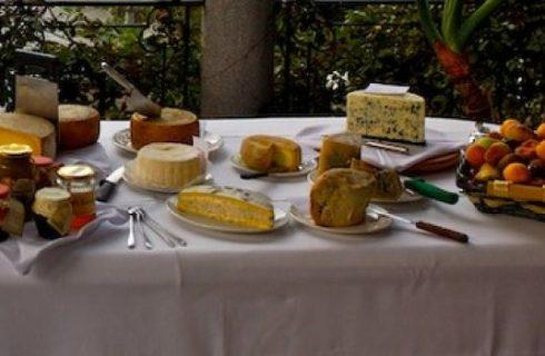 I prodotti tipici della montagna italiana a Cingoli