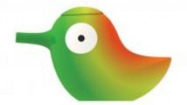 Lily Bird, il contenitore di Alessi