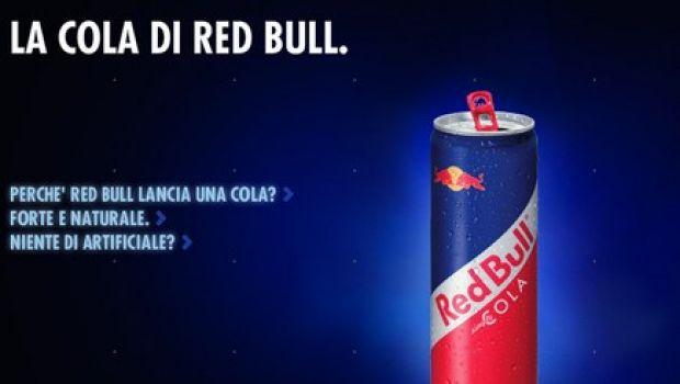 La Red Bull Cola si lancia nella sfida