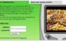 Controlla i prezzi della spesa con un sms