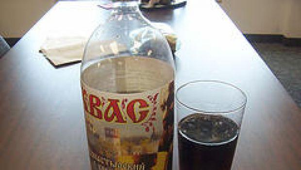 Kruzhka&bochka: il kvas della Cola Cola