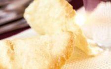 Ricette per i vostri biscotti: Tuiles al cocco