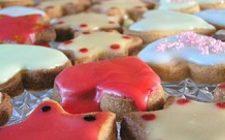 Ricette per i vostri biscotti: dolcetti multicolori