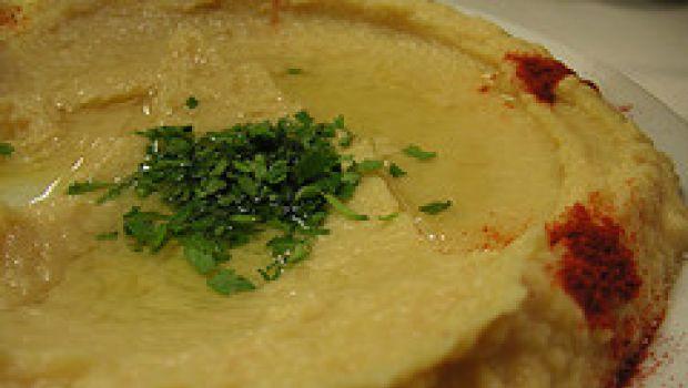 Hummus: nuovo cibo globale