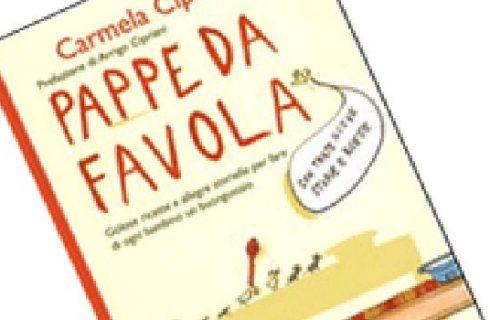 Pappe da favola, un libro con ricette e favole per bambini