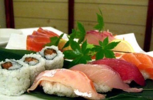 Sushi e vino: Soave e Bardolino