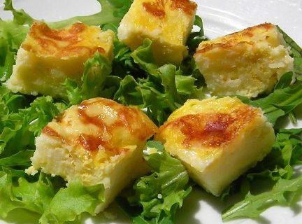 Il tortino di patate, una variante del gateau