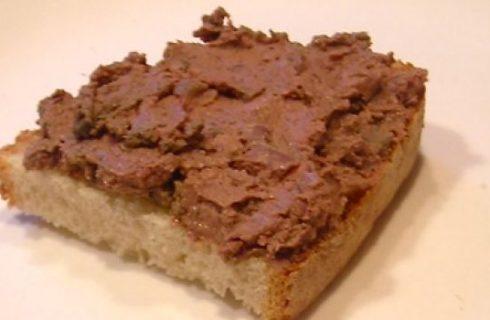 Versione rapida del crostino toscano