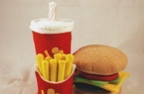 Proposta per un Happy Meal poco calorico