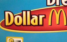 Il doppio cheeseburger di Mc Donald's esce dal Dollar menu: troppo costoso