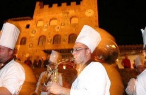 Certaldo: la cucina toscana a Boccaccesca 2008