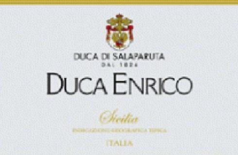 Martedì 30 un evento per celebrare i 20 anni di Duca Enrico, grande vino di Duca di Salaparuta