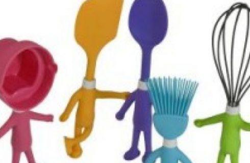 Head chefs, divertenti utensili da cucina