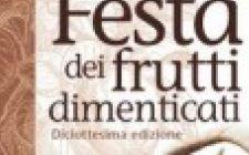 Il 18 e 19 ottobre a Casola Valsenio torna la Festa dei frutti dimenticati
