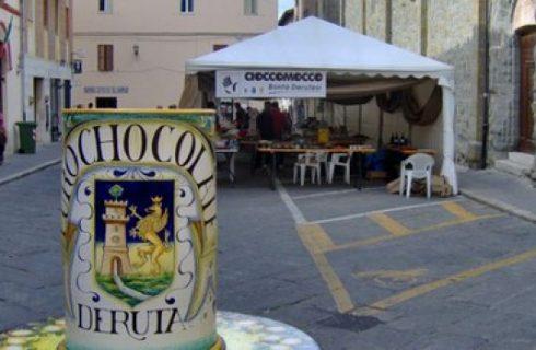 Eurochocolate 2008: Ceramica & Cioccolato a Deruta