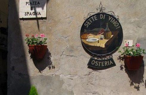 Osterie, trattorie e cucina regionale nel Mangiarozzo 2009