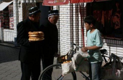 """Il """"non"""", il sacro pane uzbeko"""