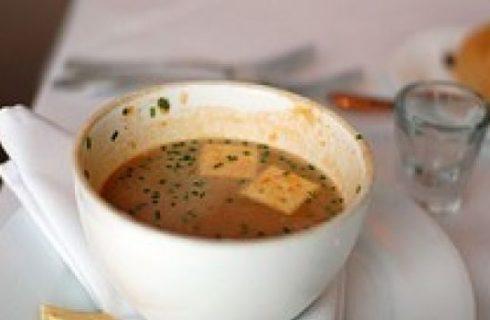 Zuppe di pesce per la Vigilia di Natale: Bisque di gamberi