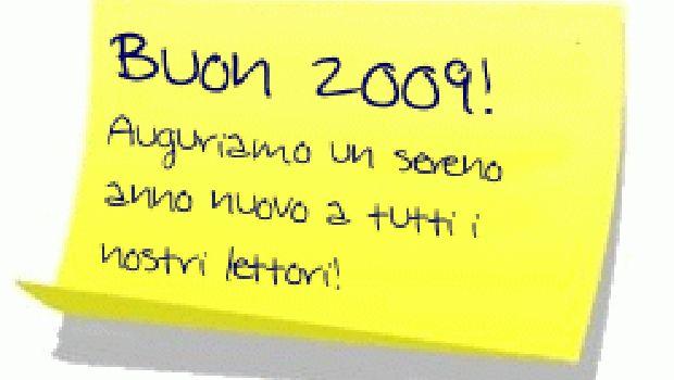 Buon 2009!