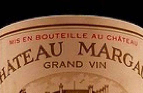 Il 16 gennaio degustazione di Chateau Margaux e di altri Premier Grand Cru Classe di Bordeaux