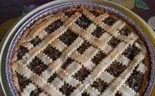 Ricette per le vostre crostate: crostata di mandorle e cioccolata