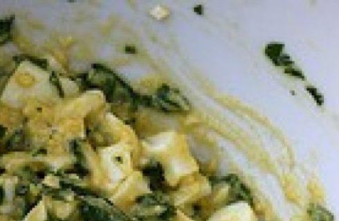Preparazione delle salse: salsa piccante alle uova