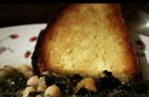 Zuppe invernali: zuppa di cavolo nero