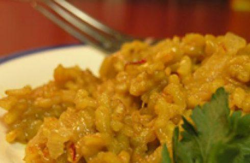 17 gennaio, Risotto (alla milanese) Day per festeggiare il cibo italiano