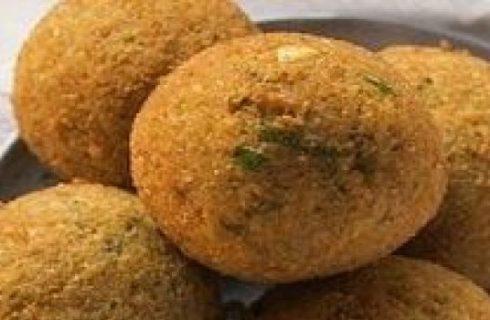 Come preparare le polpette di verdure egiziane