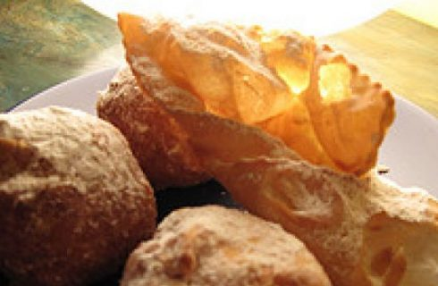 Cartiddati, ovvero dolci di carnevale pugliesi