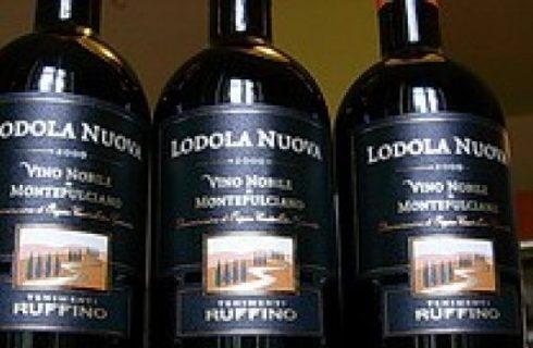 Il 18 Febbraio degustazione dei vini di Tenimenti Ruffino