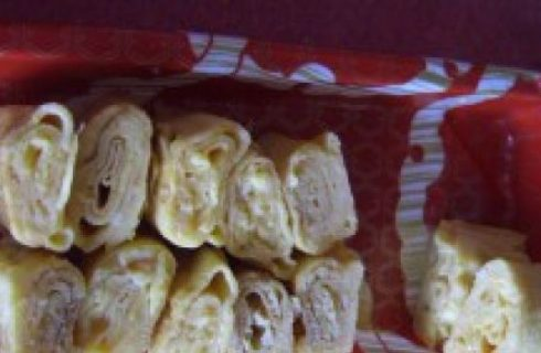 Ricetta giapponese: uova stile Dashimaki Tamago