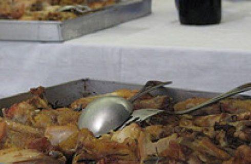 Pollo gratinato al forno