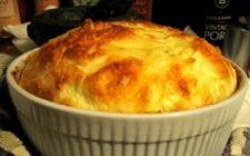Ricette francesi: soufflè al formaggio
