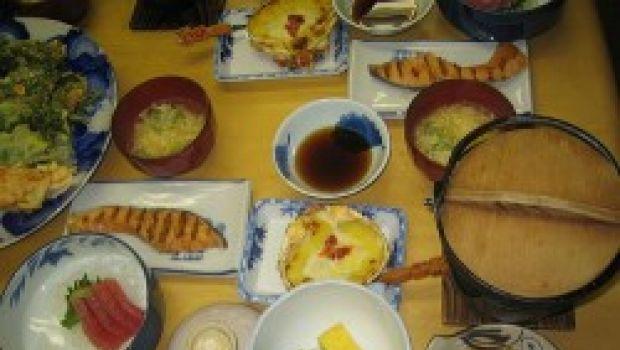 Il tipico pranzo giapponese: equilibrato e dietetico
