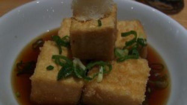 Ricetta semplice giapponese: tofu fritto