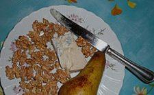 Ricetta facile: bruschette di segale al gorgonzola