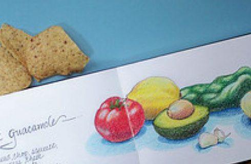 Preparazione salse: guacamole