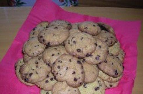 Ricetta dolce: Biscotti al cioccolato e noci
