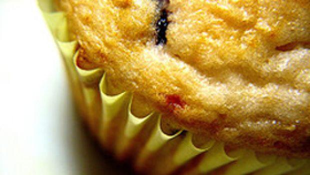 Ricette dolci: muffin alle banane e yogurt
