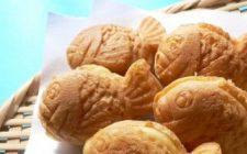 Ricetta dolce giapponese: i Taiyaki