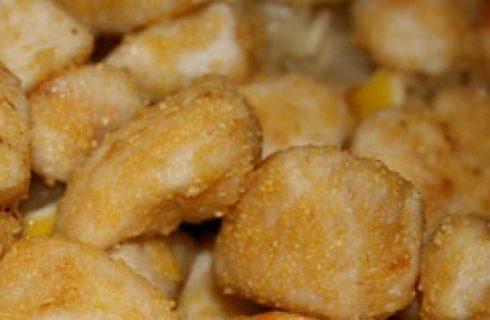 Secondi: ricetta dei bocconcini di pollo al limone