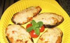 Ricette verdure: le melanzane ripiene